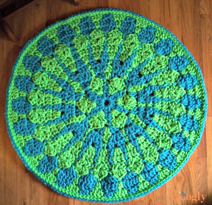 35 Free Crochet Mandala Patterns - 99