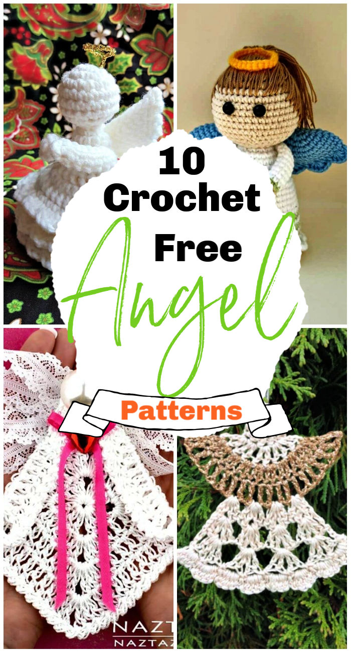 Amigurumi Crochet Angel Pattern | Supergurumi | 1300x700