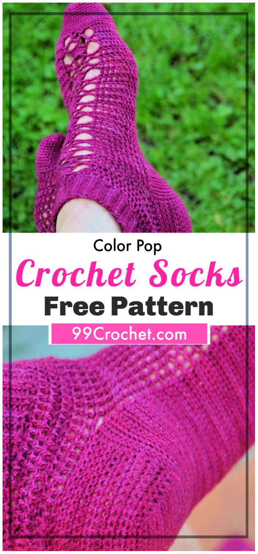 Sweet Feet Free Crochet Crochet Pattern
